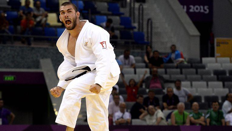 Nikiforov won al zijn kampen met ippon