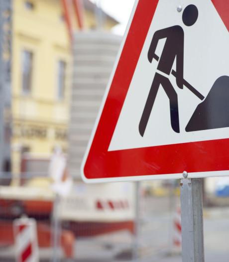 Vertraging herinrichting Hoeverstraat en Zandstraat in Westerhoven door vervuiling