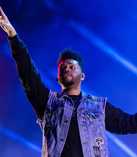 The Weeknd komt naar Nederland