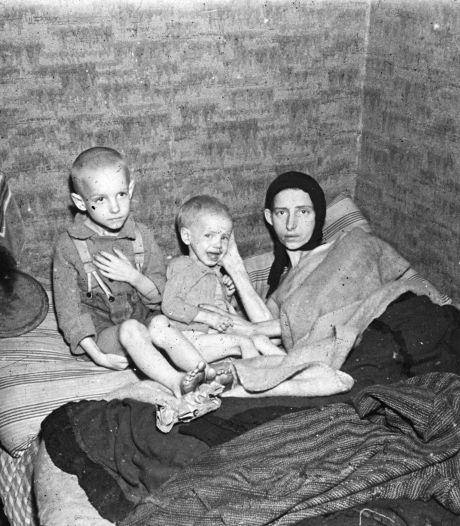 Fotoserie Hongerwinter 1945: eten werd een obsessie in het Westen