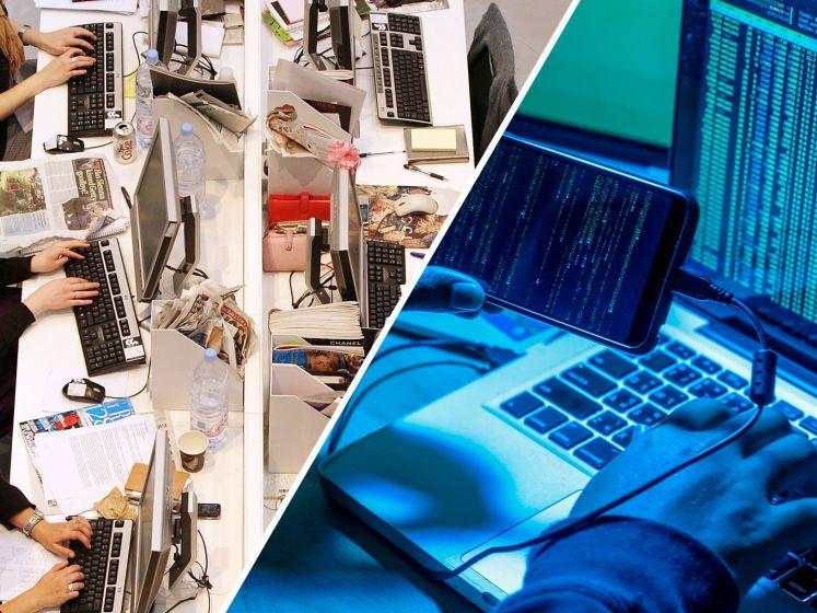 Nederland steeds meer bedreigd door hackers en ransomware