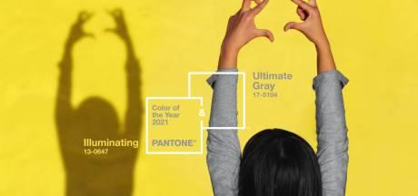 Pantone donne le ton des mois à venir en dévoilant non pas une mais deux couleurs pour l'année 2021