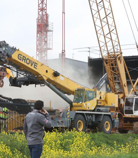 Opnieuw brand bij Big Machinery in Velddriel, tweede keer in een week tijd