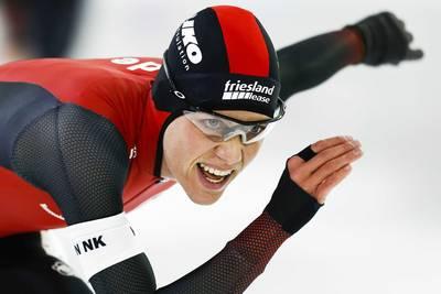 Letitia de Jong zegeviert op 500 meter bij NK sprint