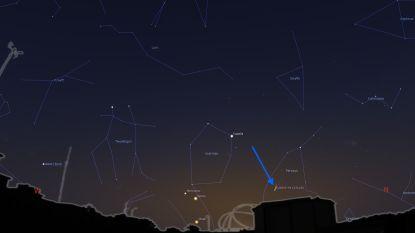 Nieuwe komeet is nu al zichtbaar met telescopen, en vanaf tweede helft mei met het blote oog