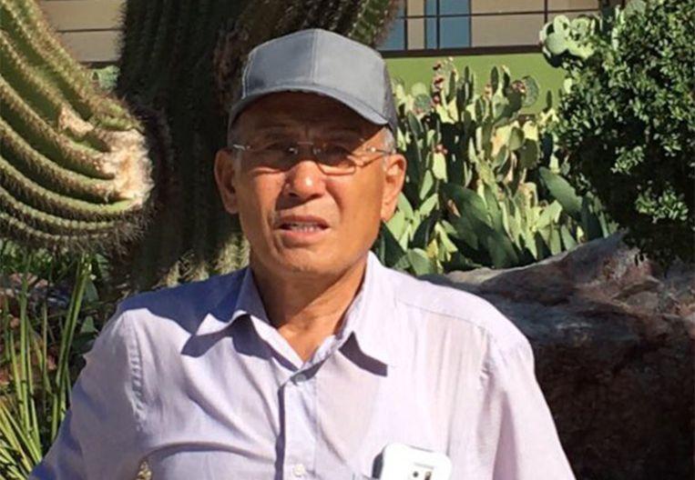 Eugene Jo was vermist sinds 22 juni.
