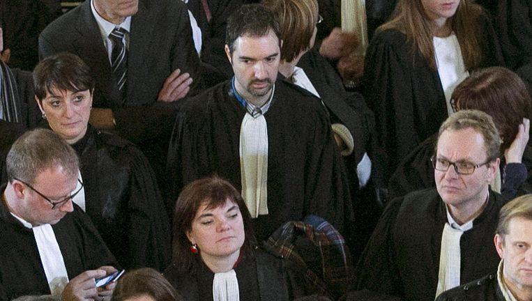 De minister en het parlement moeten de uitspraken van onafhankelijke rechters respecteren, schrijft Lamon. Beeld REUTERS