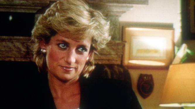 Politie ziet niets strafbaars aan beroemd BBC-interview met prinses Diana