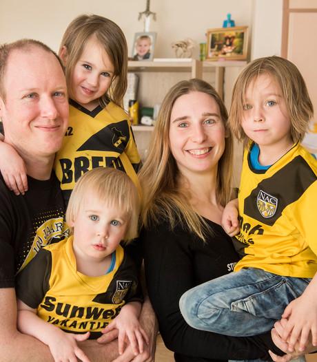 Hup NAC: Een voetbalclub als zesde gezinslid