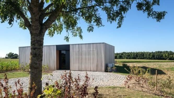Jens en Laurent ontwerpen energieneutrale woning waarin grens tussen binnen en buiten vervaagt
