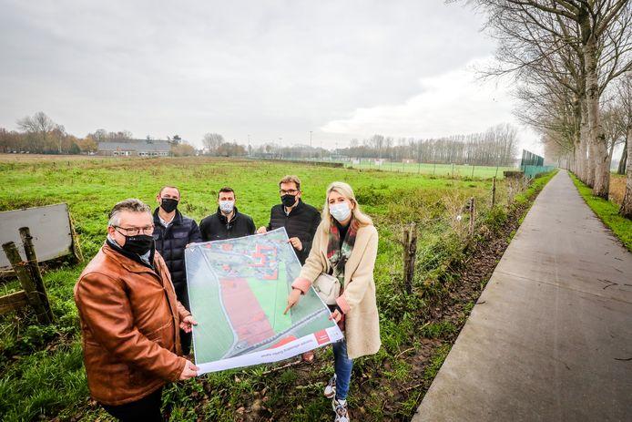 Stad Brugge kocht nieuwe terreinen om de Gulden Kamer uit te breiden.