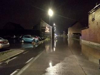 Opnieuw wateroverlast in Kleinzand, bewoners snakken naar einde werken Zeelsebaan