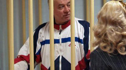 Vergiftigd 'Met groeten van Poetin'
