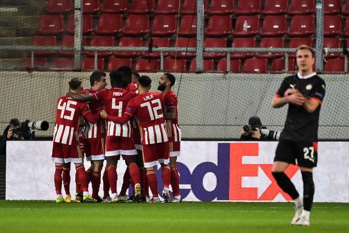 Olympiakos - PSV