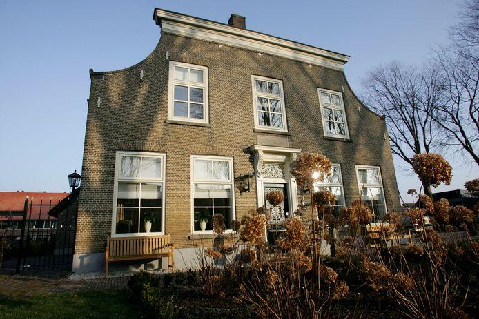 De hospice in Zuid-Beijerland.