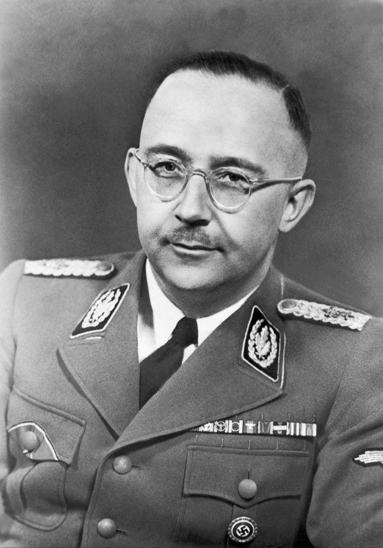 Heinrich Himmler (1900-1945)  Beeld Gamma-Keystone via Getty Images