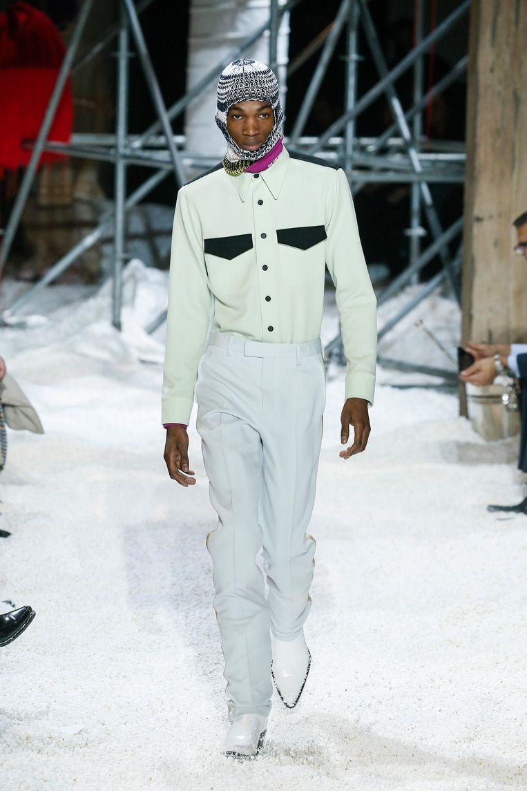Calvin Klein.  Beeld Peter Stigter