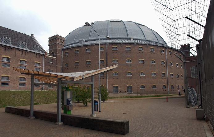 De Arnhemse koepelgevangenis. Foto: Hans Broekhuizen/De Gelderlander