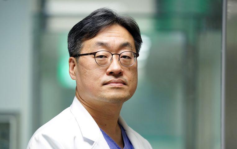 Dokter Kim Jin-yong  Beeld Seokyong Lee/Penta Press