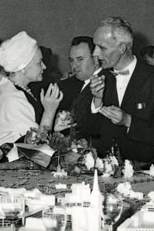 Wat vertelde Ben in 1960 over de nieuwe stadsschouwburg voor Eindhoven?