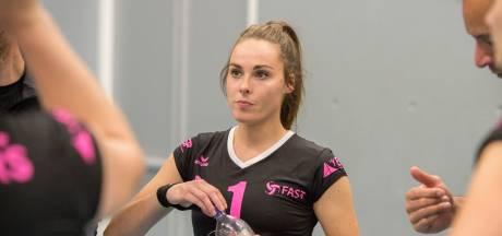 Spelverdeler Rachel Feron alsnog terug bij volleybalsters FAST