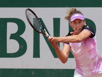 """Elise Mertens knokt zich tegen Kazachse naar derde ronde Roland Garros: """"Ik wilde echt winnen"""""""
