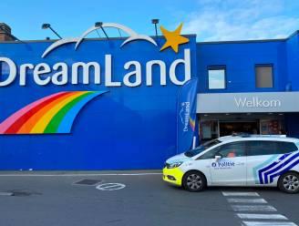 Winkeldieven betrapt in Dreamland