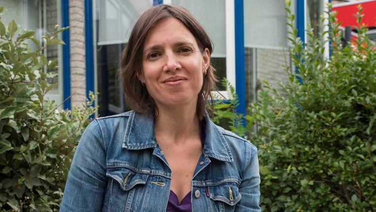 Eva Naaijkens is één van de schoolleiders Beeld Charlotte Odijk