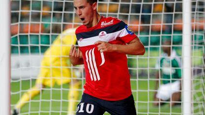 Gelukkige verjaardag, Eden! Lille feliciteert Hazard met heerlijke video