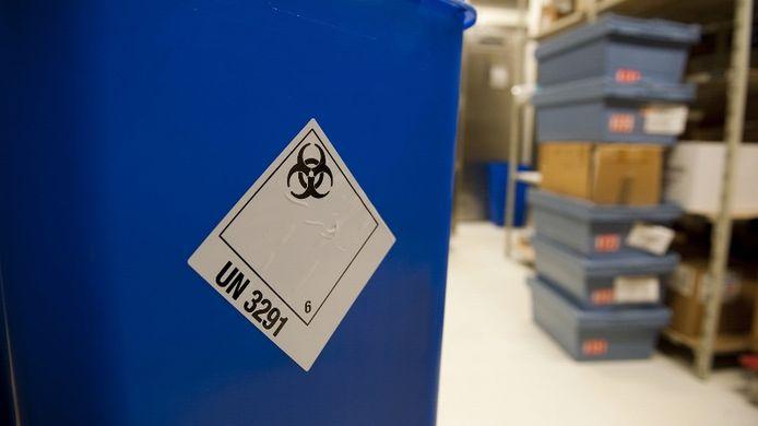 Ton met chemisch afval aangetroffen bij de vakantiewoning.