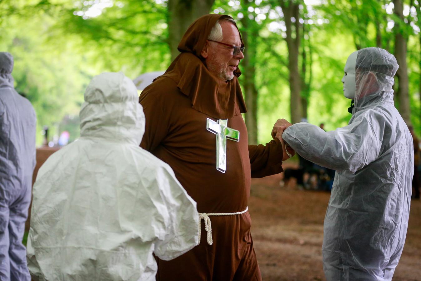 Bois de la Cambre, 15 mai 2021