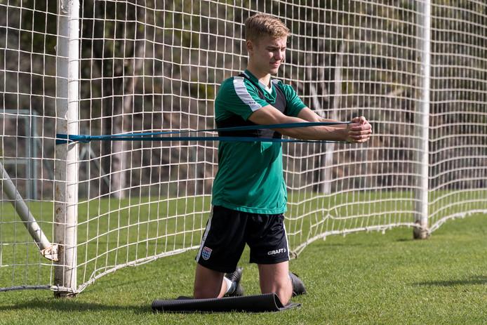 Dean Huiberts maakt na afwezigheid tegen FC Groningen en RKC tegen Feyenoord mogelijk zijn rentree in de wedstrijdselectie van PEC Zwolle.
