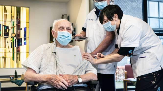 Jos Hermans (97), eerste Belg die coronavaccin kreeg, is overleden