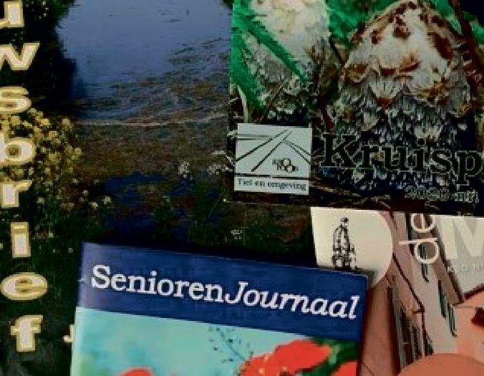 Het SeniorenJournaal is als derde geëeindigd bij een landelijke verkiezing voor het mooiste afdelingsblad in 2020.