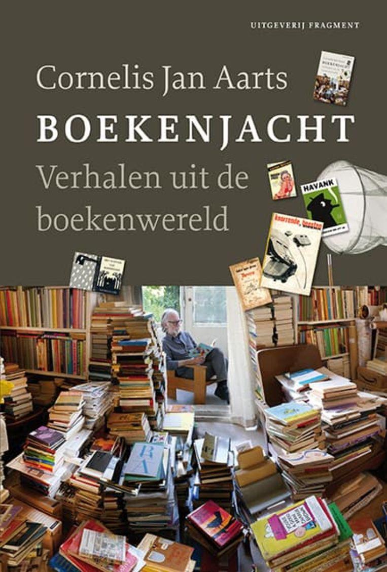 Boekenjacht, Fragment. Beeld