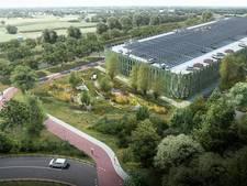 Bijna vijf ton van Europa voor groen transferium Deutersestraat