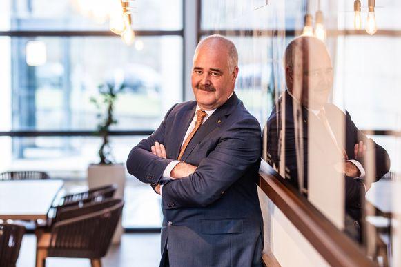 """""""Maar met zo veel onzekerheden in binnen- en buitenland moeten we waakzaam blijven"""", zegt Johann Leten, gedelegeerd bestuurder van Voka – KvK Limburg."""