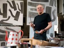 'Oogkleppenschilder' Klaas Gubbels (87) weet niet van ophouden. 'Pensioen? Ben je gek? Dit is mijn leven!'