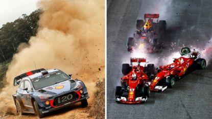 Jaaroverzicht gemotoriseerde sporten: de jacht op Everts, zegekoning Neuville en de eerste F1-belevenis van Vandoorne