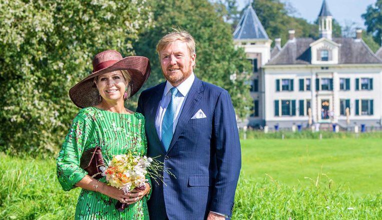 Koningshuis Beeld Brunopress/Patrick van Emst