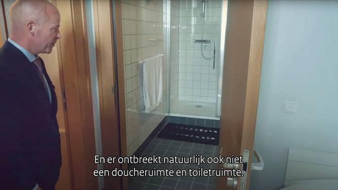 Minister voor Wonen heeft alvast eigen werkkamer met privédouche