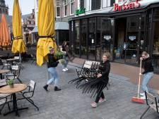 Nijmeegse terrassen mogen weer open, maar met regels: 'Het is niet zo rooskleurig als wordt beweerd'