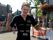 Almeloër Schouten snelste in Run Bike Run Borne