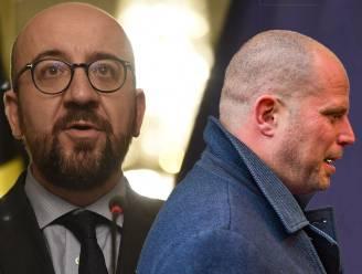 """HERLEES: Premier Michel zet N-VA buitenspel: """"Ik ga naar Marrakech."""" N-VA houdt lippen voorlopig stijf op elkaar"""