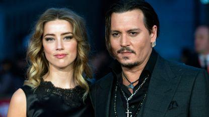 Vechtscheiding loopt nu echt uit de hand: Johnny Depp beschuldigt ex-vrouw Amber Heard van mishandeling