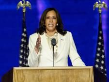 Kamala Harris bracht mij tot tranen: ook mijn dochter kan op een dag president zijn