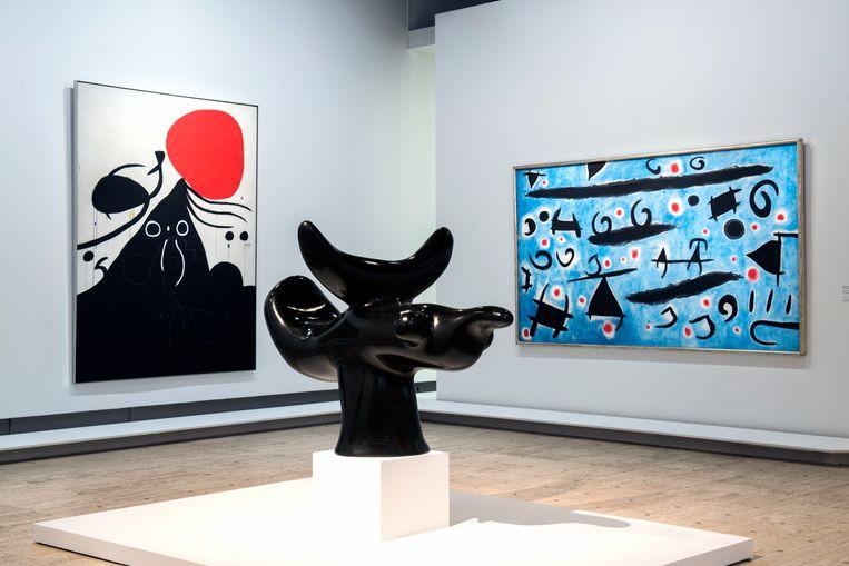 Zo een 150 werken – tekeningen, schilderijen, beeldhouwwerk en keramiek – zijn in Parijs te zien. Beeld © Rmn-Grand Palais / Photo Didier Plowy
