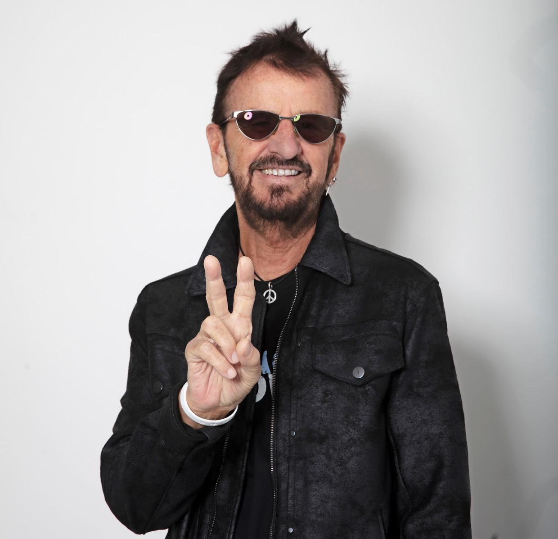 Ringo Starr Beeld RV