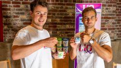 Jonge Vlaamse ondernemers willen Europa veroveren met alcoholijsjes
