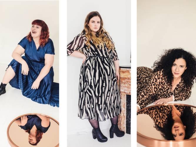"""Drie volslanke vrouwen over kilo's en vooroordelen: """"Soms krijg je het gevoel minder mens te zijn, omdat je meer weegt"""""""